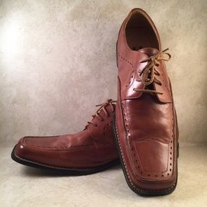Stacy Adams MENS Shoes Oxfords Square Toes 13M